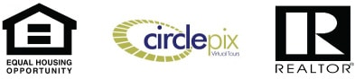 equal housing opportunity - circle pix virtual tours - realtor logo
