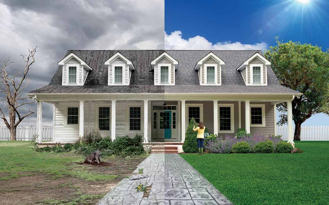 Let's Talk Curb Appeal!